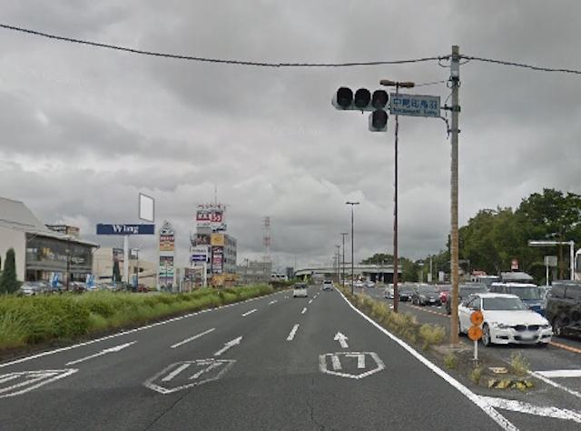 前橋競輪場 アクセス1
