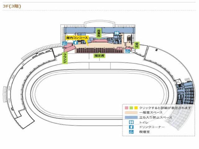松山競輪場アクセス3