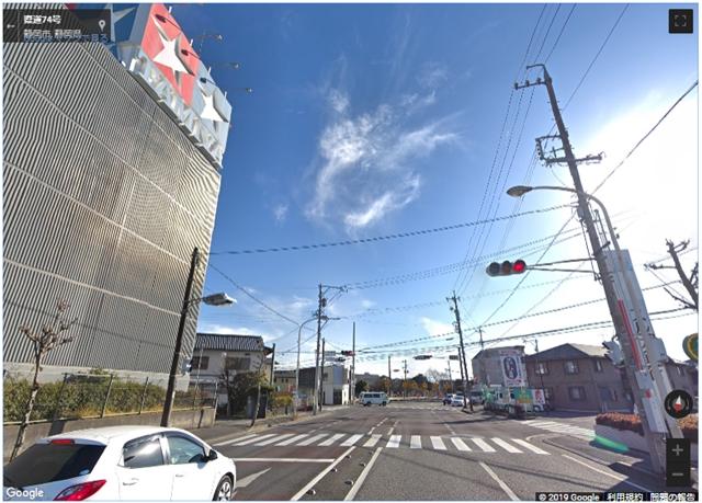 静岡競輪地図1