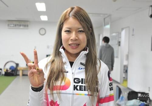 競輪選手・石井寛子選手は強くてかわいいガールズケイリン選手